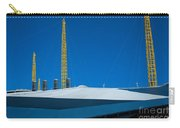 Millennium Dome Abstract Carry-all Pouch