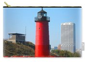 Milwaukee Harbor Lighthouse Carry-all Pouch