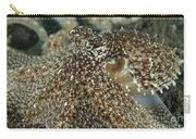 Mimic Octopus Head, North Sulawesi Carry-all Pouch