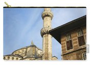 Minaret Of The Blue Mosque Carry-all Pouch