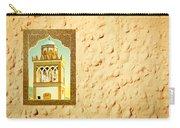 Minaret Through A Window Carry-all Pouch