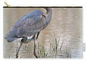 Mingo Great Blue Carry-all Pouch