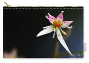 Mini Cactus Flower Carry-all Pouch