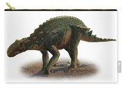 Minmi Paravertebra, A Prehistoric Era Carry-all Pouch