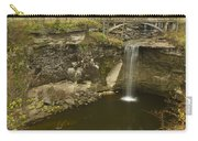 Minneopa Falls 39 Carry-all Pouch