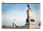Minnesota Monument At Gettysburg Carry-all Pouch