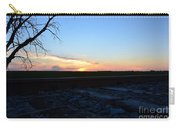 Minnesota Sunset 15 Carry-all Pouch