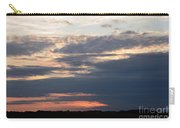 Minnesota Sunset 2 Carry-all Pouch