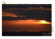 Minnesota Sunset 6 Carry-all Pouch