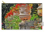 Mirabell Gardens In Salzburg Hdr Carry-all Pouch by Mary Machare