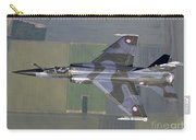 Mirage F1cr Of The French Air Force Carry-all Pouch