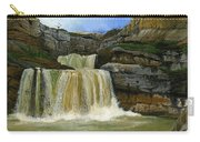 Mirusha Falls In Kosovo Carry-all Pouch