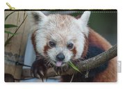 Mischievious Red Panda Carry-all Pouch