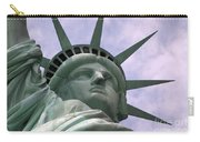 Miss Liberty Carry-all Pouch