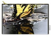 Missing You - Butterfly Carry-all Pouch