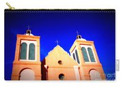 Mission Church Silver City Nm Carry-all Pouch
