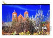 Mission In Silver City Nm Carry-all Pouch