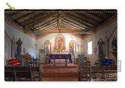 Mission San Antonio De Padua 3 Carry-all Pouch