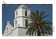 Mission San Luis Rey Iv Carry-all Pouch