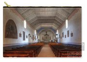 Mission Santa Ines 3 Carry-all Pouch