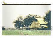 Mississippi Farm Old Highway 61  Carry-all Pouch
