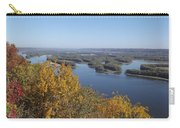 Mississippi River Fall Carry-all Pouch