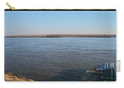 Mississippi River View Carry-all Pouch