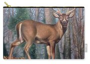 Missouri Whitetail Deer Carry-all Pouch