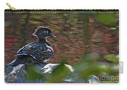 Missy Wood Duck Carry-all Pouch