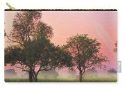 Mist Morning Sunrise Carry-all Pouch