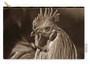 Mister Rooster From The Barnyard Carry-all Pouch