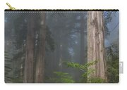 Mists Rising From Lady Bird Johnson Grove Carry-all Pouch