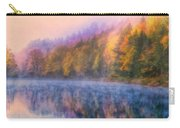 Misty Autumn Morning Carry-all Pouch
