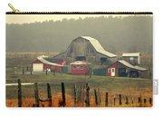 Misty Barn Carry-all Pouch