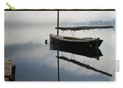 Misty Morning On Lake Bohinj Carry-all Pouch