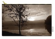 Misty Reflections S Carry-all Pouch
