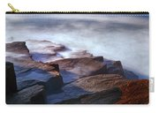 Misty Tide At Monument Cove Carry-all Pouch