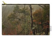 Misty Tree Carry-all Pouch