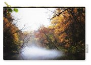 Misty Wissahickon Carry-all Pouch
