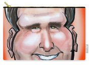 Mitt Romney Caricature Carry-all Pouch