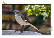 Mocking Bird Carry-all Pouch by Robert Bales