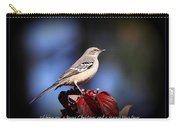 Mockingbird Holidays Carry-all Pouch