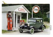 Model A Ford Carry-all Pouch by Ted Kinsman