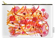 Modern Drawing 105 Carry-all Pouch