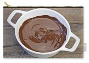 Molten Chocolate Carry-all Pouch