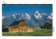 Molton Barn And Grand Tetons Carry-all Pouch