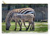 Mom N Baby Stripes Carry-all Pouch