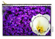 Moms Day Humor Card Carry-all Pouch
