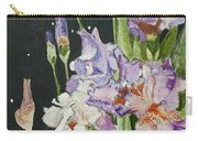 Mom's Night Iris Carry-all Pouch