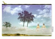 Mom's Tropical Dreams Carry-all Pouch